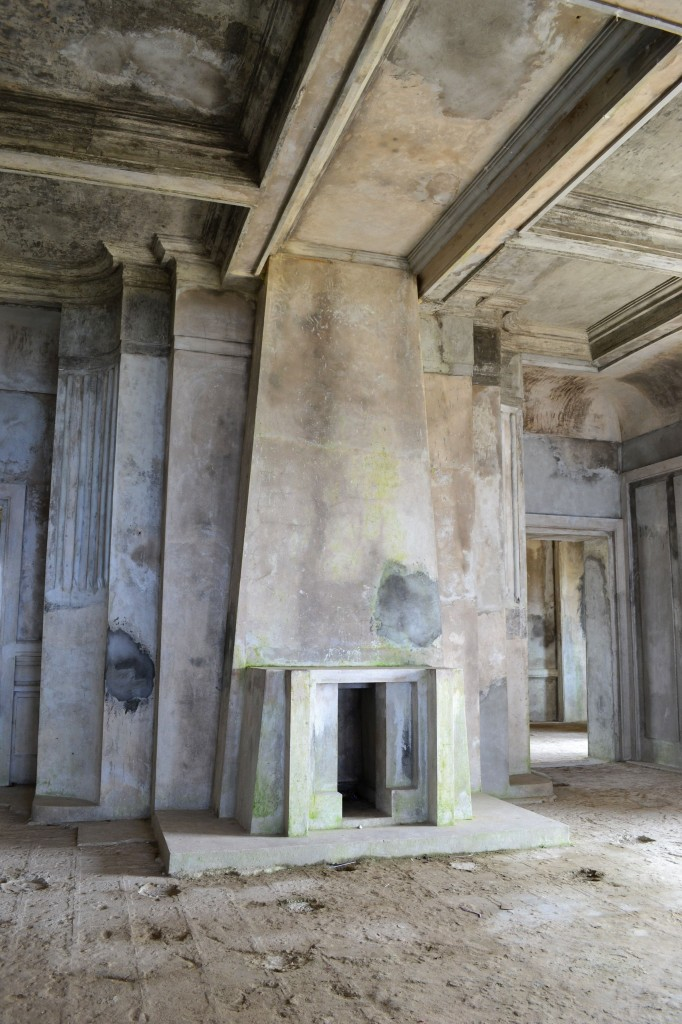 Old casino, Bokor Hill Station, Cambodia 6