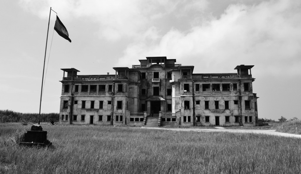 Old casino, Bokor Hill Station, Cambodia Exterior