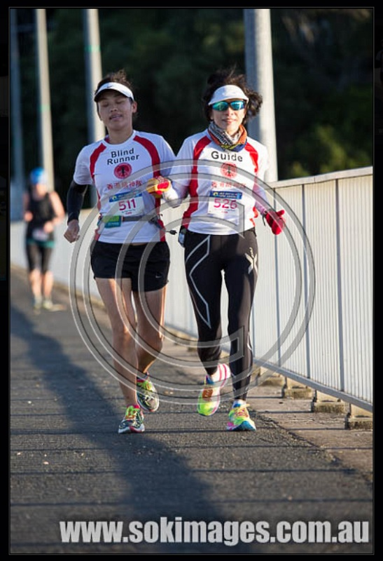Amazing women running together