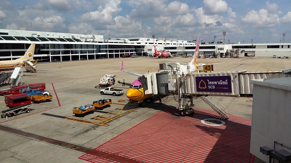 Nok Air at Don Muang